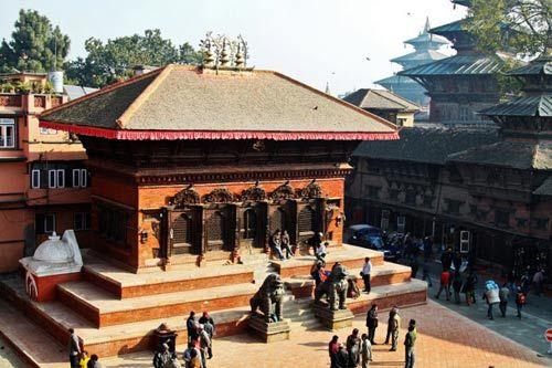 湿婆-帕瓦蒂神庙