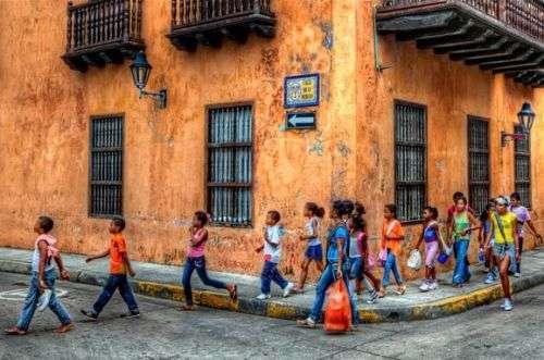无与伦比的哥伦比亚 致命的色彩魅惑