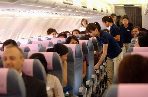 自行解决对其他乘客的不满