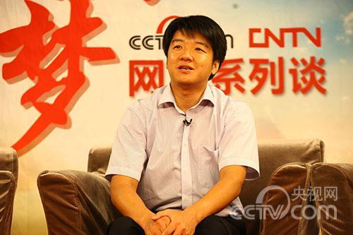 中国航天科技集团公司中国运载火箭技术研究院总体设计部员工 严宝峰