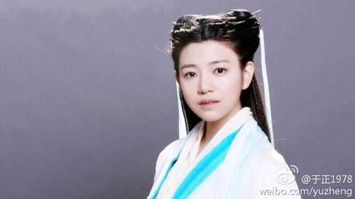 正曝光陈妍希版小龙女试妆照-陈妍希出演小龙女 王晶吐槽 胖