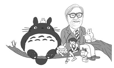 评论:将宫崎骏的色彩留在心底