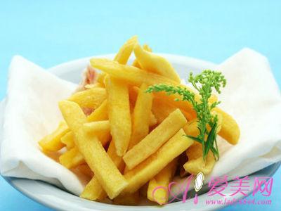炸甜土豆犯健康大忌 7种食物别这样吃
