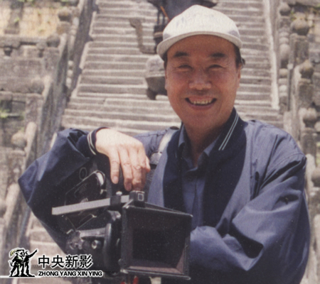 李振羽中老年照片