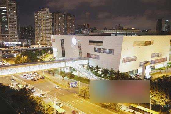 厦门sm二期商场平面图
