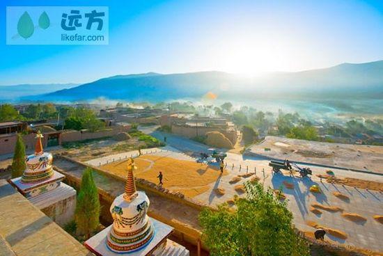 2013年青海省黄南藏族自治州同仁县自助游攻略