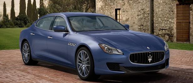 最新-豪骏行全新玛莎拉蒂总裁V6现车发售图片