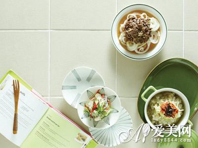 经期减肥这样吃 3款美味减肥食谱 健康助瘦