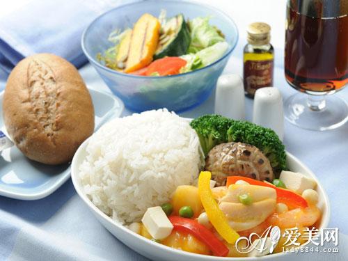 高效午餐减肥计划 低卡美味 更快享瘦