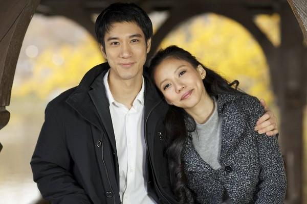 """王力宏27日在facebook公布喜讯,透露将与圈外人李靓蕾""""共度未来""""。(图片来自台媒)"""