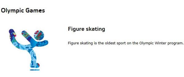 花样滑冰(figure skating)