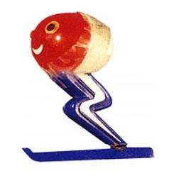 1968年法国格勒诺布尔冬季奥运会吉祥物