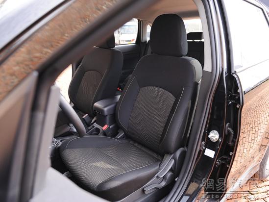 广汽三菱劲炫-最低市售9万元 五款入门级合资SUV推荐高清图片