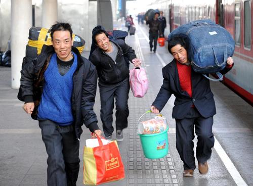 توقع تسيير 3.62 مليار رحلة خلال ذروة السفر في الصين