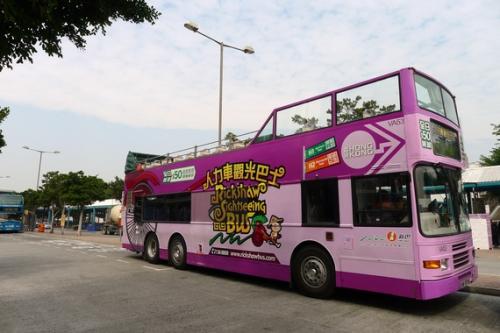 尽赏车窗外的城市美景 国内4处必搭的特色双层巴士