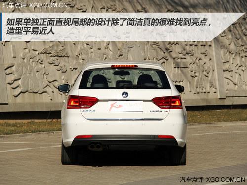 迎合年轻人口味儿 试驾上海大众朗行