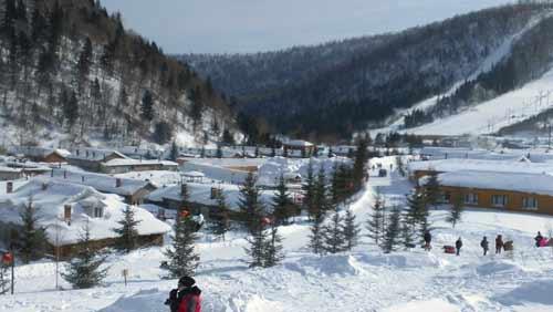 美丽的雪乡