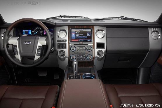 豪华大尺寸美式SUV 最多可容纳9人