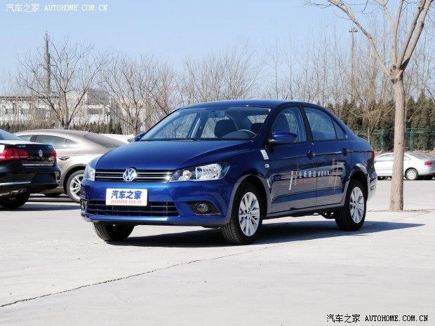 大众一汽-大众捷达2013款 1.6L 手动舒适型