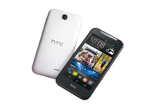 HTC推首款搭载联发科处理器手机Desire 310