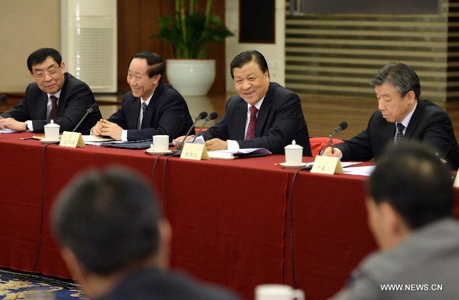زعيم صيني بارز يشدد على تعزيز القيم الإشتراكية الأساسية