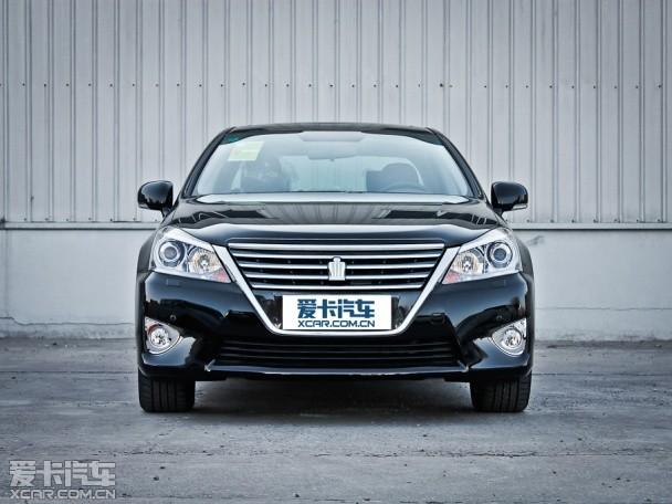 一汽丰田2012款皇冠
