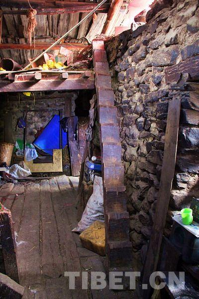 """错高村老房子:工布藏族传统民居的""""活化石"""""""