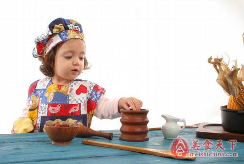 选购儿童食品有七步骤