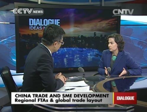 Dialogue 03/27/2014 China trade and SME development