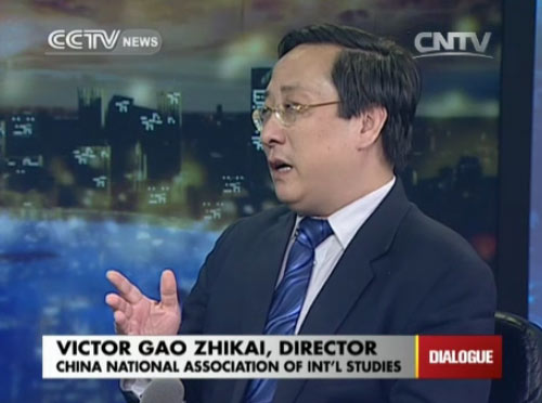 Victor Gao Zhikai, director of China Nat