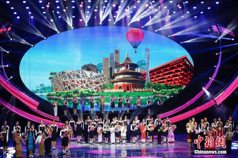 China and ASEAN are celebrating a year of cultural exchange.