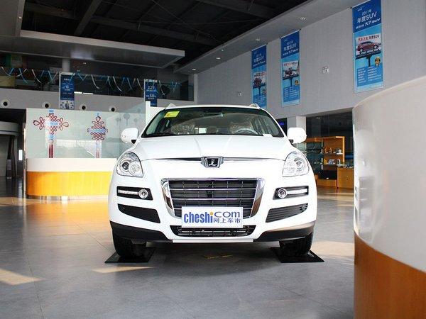 东风裕隆  2.2T 自动 车头正面视角
