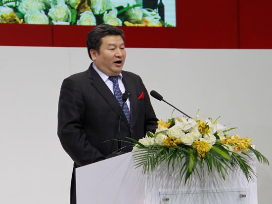 广汽三菱汽车有限公司 执行副总经理 刘伟