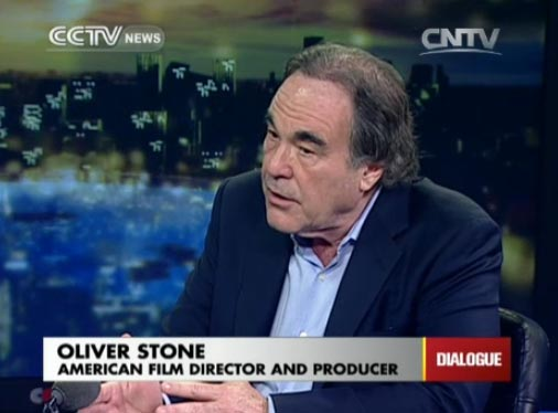 Oliver Stone,  American film director and producer
