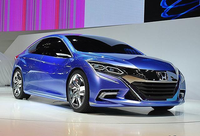 [国内车讯]本田Concept B将由广汽本田量产