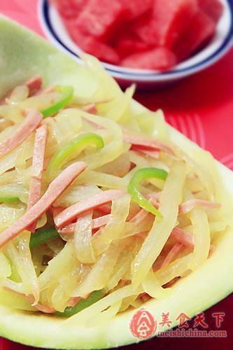 适合孕妇吃的西瓜食谱