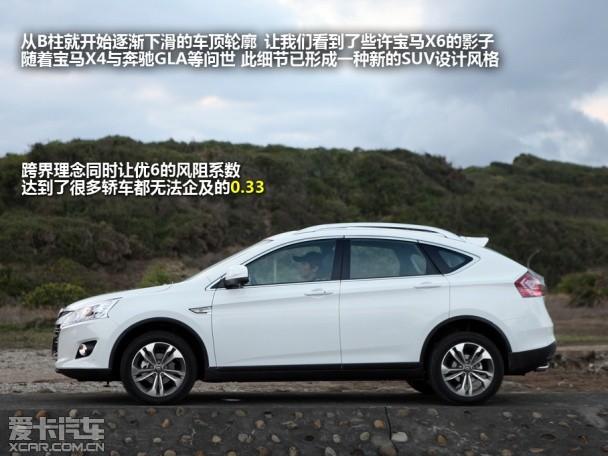 纳智捷2014款优6 SUV