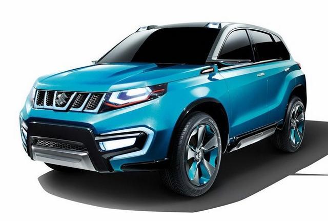 长安铃木明年推1.6L动力小型SUV高清图片