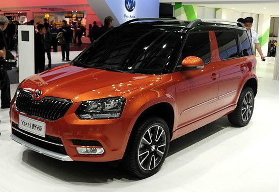 斯柯达野帝将推出City版车型 6月1日上市