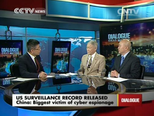 Dialogue 05/26/2014 US surveillance record released