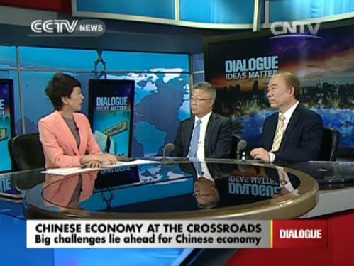 Dialogue 05/31/2014 China