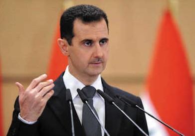 巴沙尔.阿萨德(资料图)-叙利亚宣布巴沙尔赢得总统选举连任