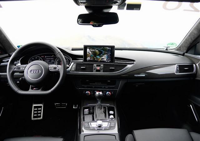 奥迪RS7预计售价184.2万元 本月16日上市