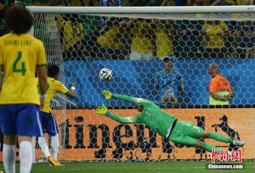 افتتاح المونديال: البرازيل تفوز على كرواتيا 3-1