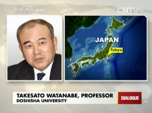 Takesato Watanabe, Professor of Doshisha University