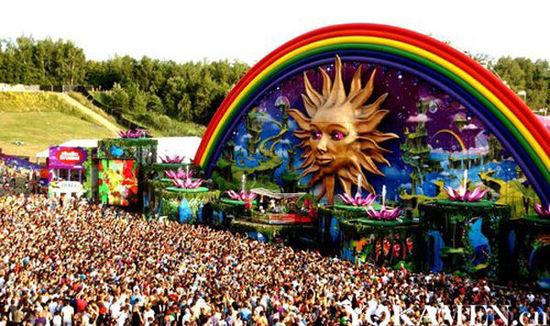 比利时音乐节来临 蹭吃蹭喝欧洲穷游