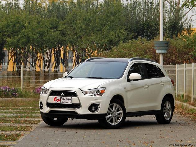 万多 4款小型SUV车型推荐高清图片