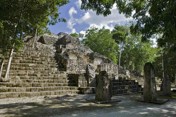 Zona maya de México nombrado Patrimonio cultural y natural de la humanidad