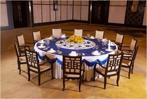 开元酒店集团宴会台面设计追求极致 让世界看到我们的