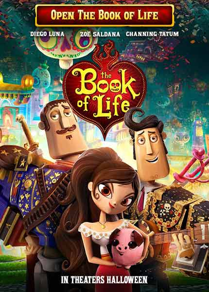 """""""Book of Life"""" is set for release in October and """"Foxcatcher"""" is set for release in November."""